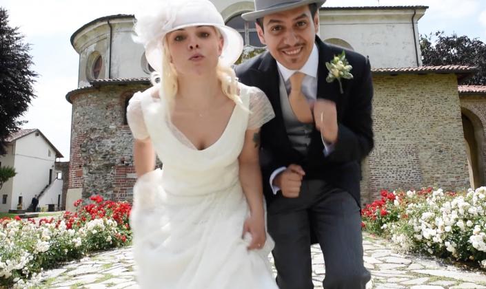 Caterina e Cristiano - videoclip